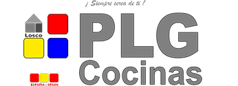 PLG Cocinas Logo